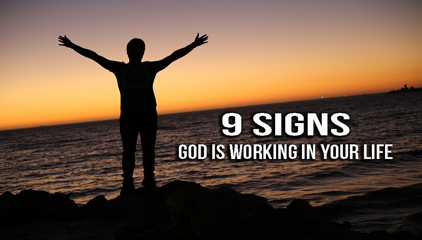 9 Signs God Is Working In Your Life | The Pinoy Legacy
